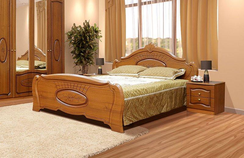 Кровать Світ Меблів CATHERINE / КАТРИН - 160х200 см 0