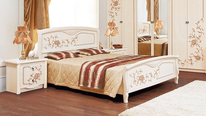 Кровать Світ Меблів VANESSA / ВАНЕССА - 160х200 см 0
