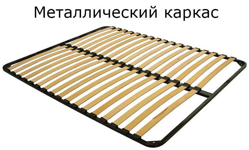 Кровать Світ Меблів ERIKA / ЭРИКА - 160х200 см 3