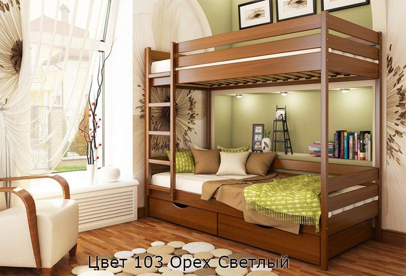 Кровать Estella DUET / ДУЭТ 2