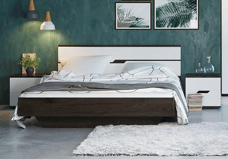 Кровать Світ Меблів MARIYA / МАРИЯ - 160х200 см 0