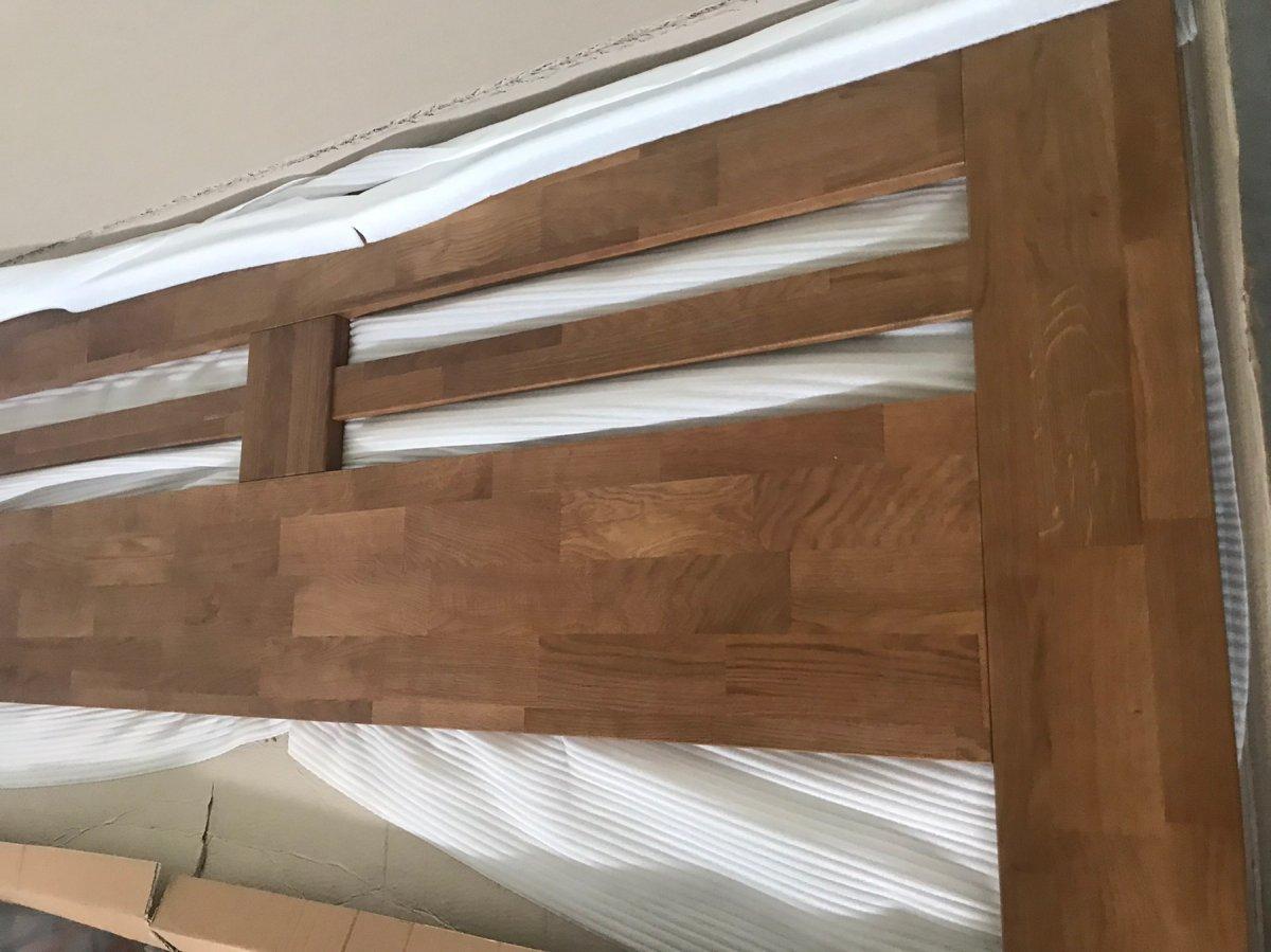 Кровать Camelia NOLINA / НОЛИНА 180х200 см Дуб (СПЕЦПРЕДЛОЖЕНИЕ -15%) 0
