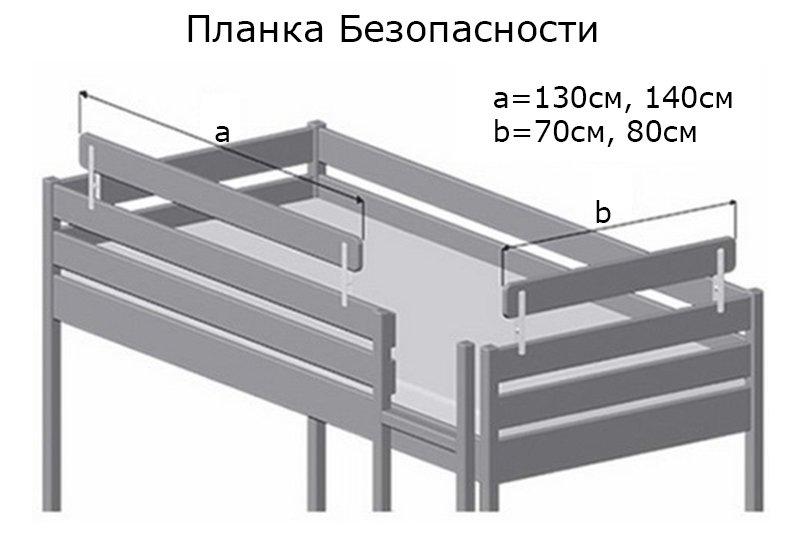 Кровать Estella DUET-PLUS / ДУЭТ-ПЛЮС 10