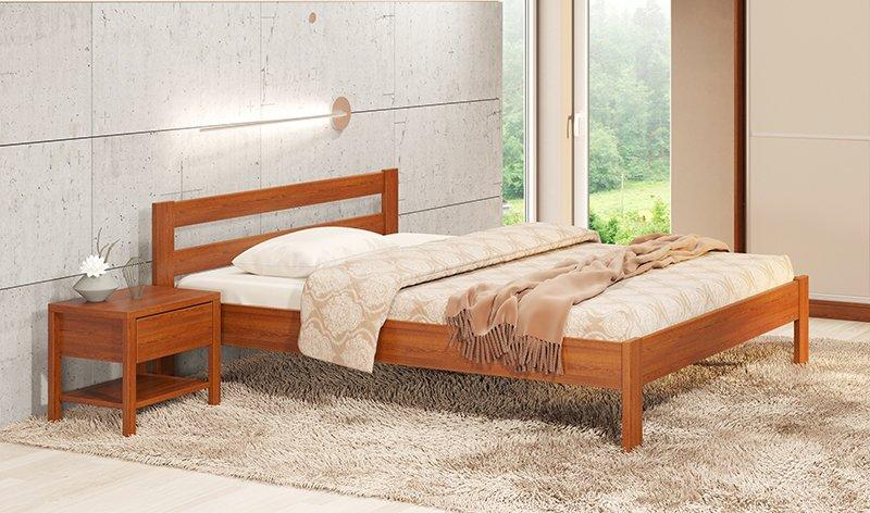 Кровать Camelia ALPINE / АЛЬПИНА 6