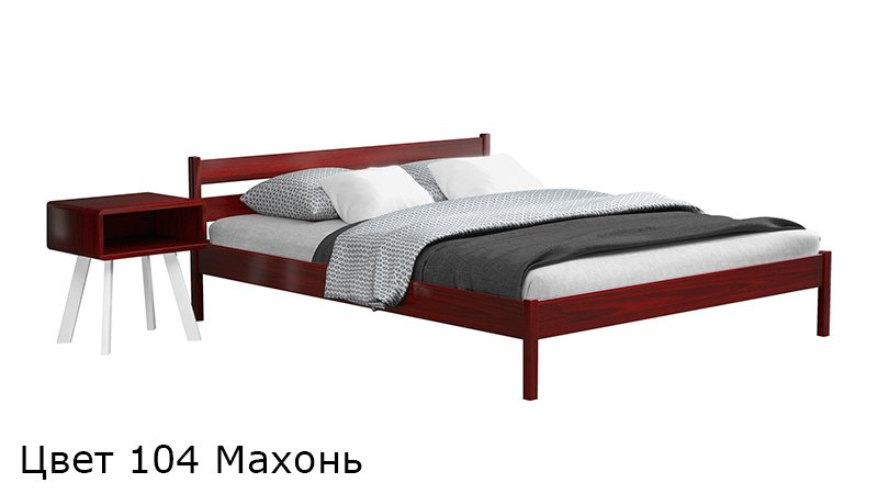 Кровать Estella  NOTA-BENE / НОТА-БЭНЭ 4