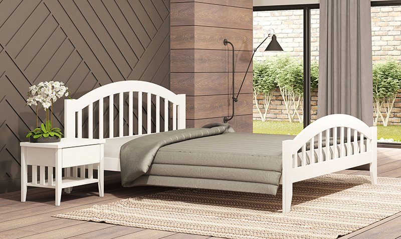 Кровать Camelia MELISSA / МЕЛИСА 2