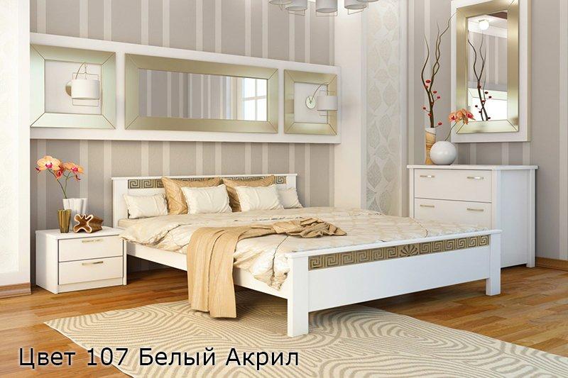 Кровать Estella ATHENA / АФИНА 6