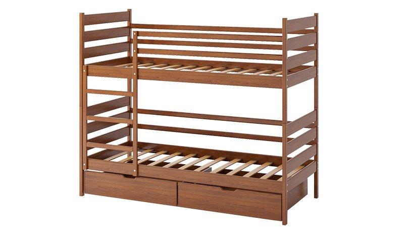 Кровать двухъярусная Camelia LARIX / ЛАРИКС 0