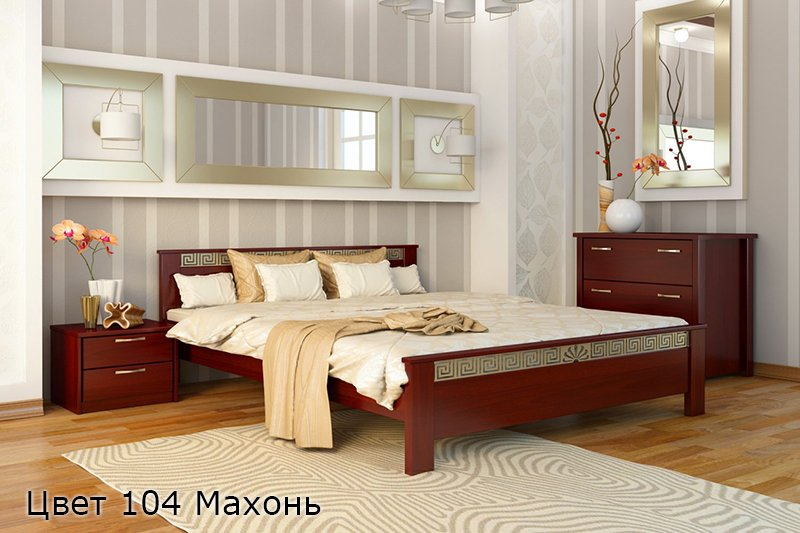 Кровать Estella ATHENA / АФИНА 3