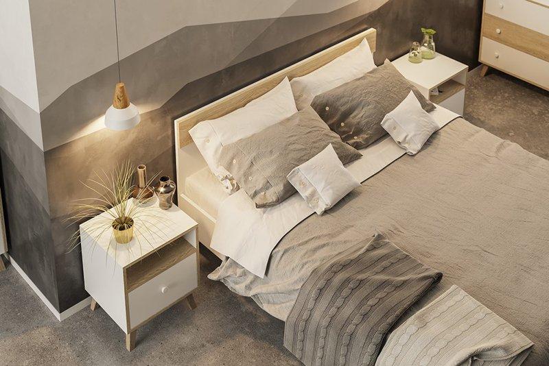 Кровать Світ Меблів ERIKA / ЭРИКА - 160х200 см 1