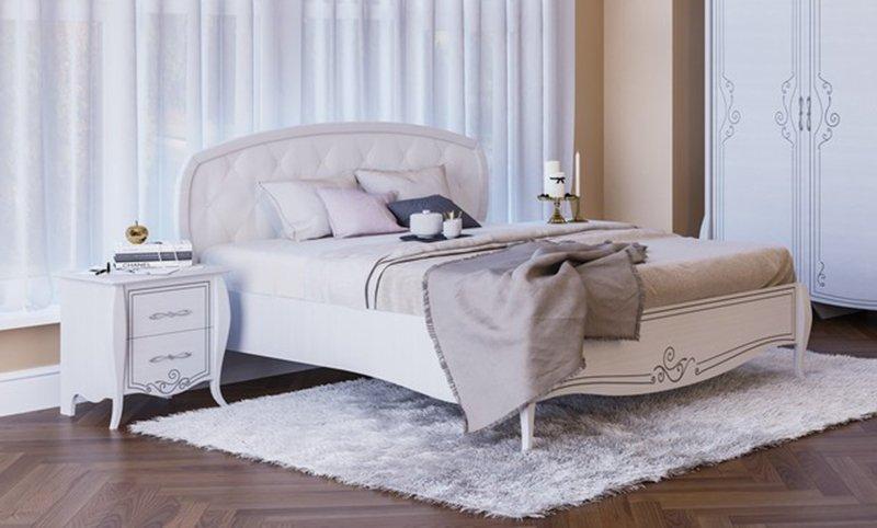 Кровать Світ Меблів TEREZA / ТЕРЕЗА - 160х200 см 0