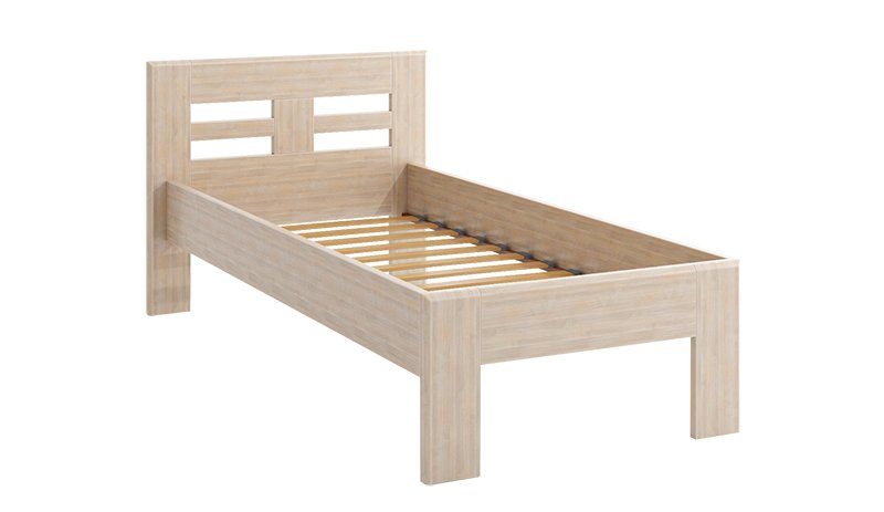 Кровать Camelia NOLINA / НОЛИНА 3