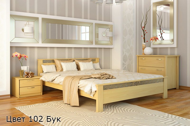 Кровать Estella ATHENA / АФИНА 1