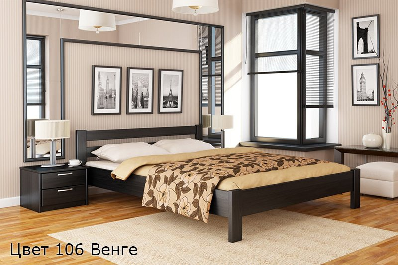 Кровать Estella  RENATA / РЕНАТА 6