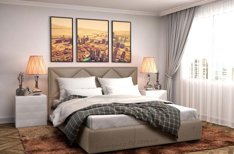 Кровать Richman LEEDS / ЛИДС 3