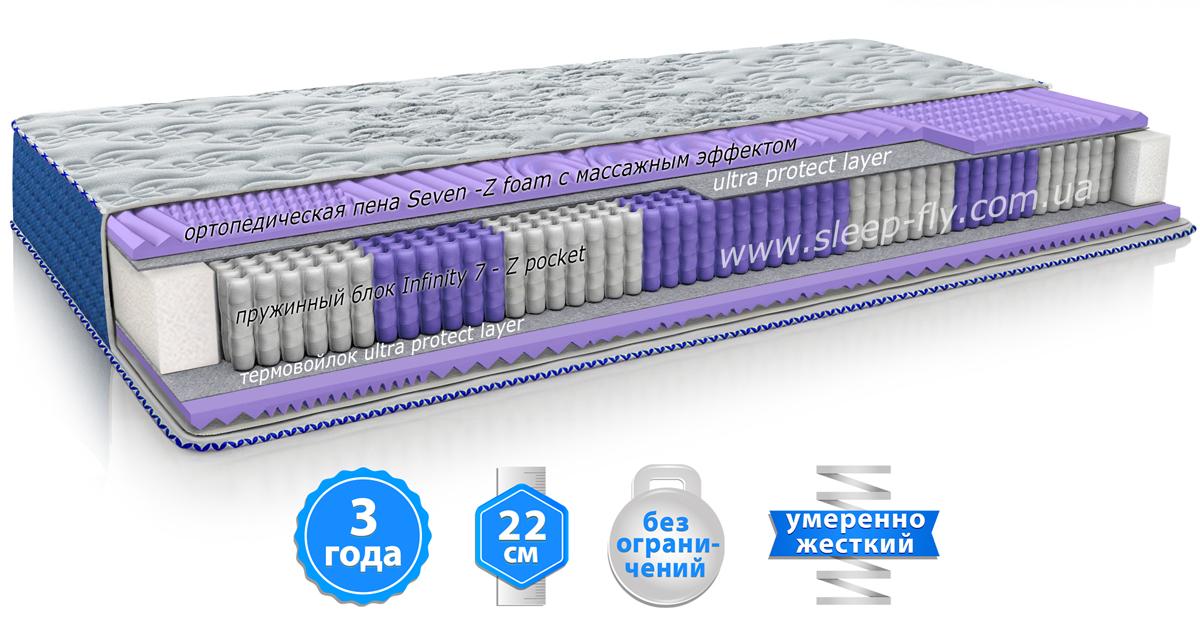 Матрас DAMASK / ДАМАСК (АКЦИЯ -20%)