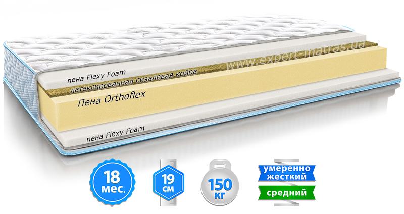 Матрас FLEX FITNESS / ФЛЕКС ФИТНЕС (АКЦИЯ -20%)