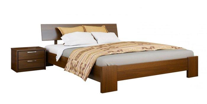 Кровать Estella   TITANIUM / ТИТАН 120х200 - Щит